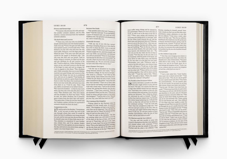 ESV Pulpit Bible