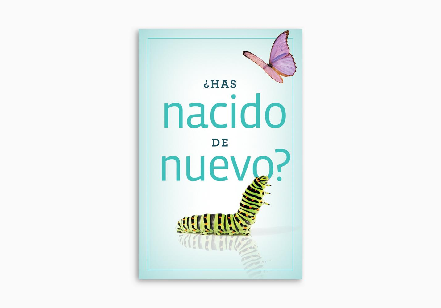 Have You Been Born Again? (Spanish)