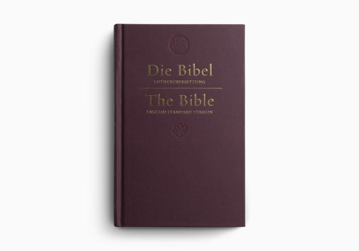 ESV German/English Parallel Bible