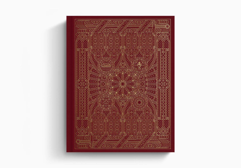 ESV Single Column Journaling Bible, Artist Series