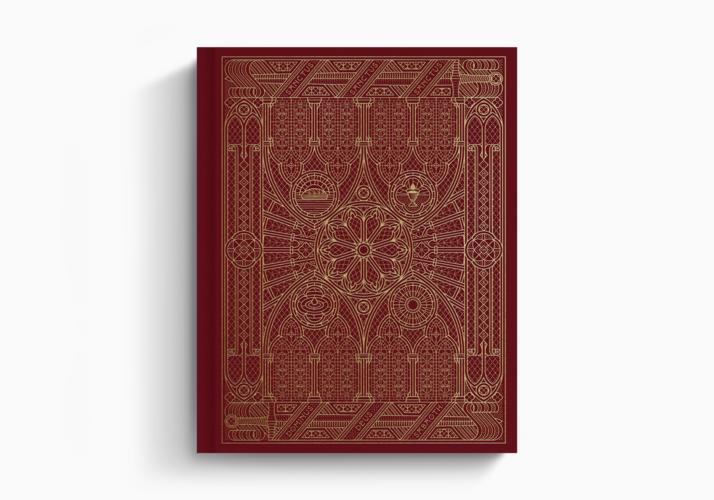 ESV Single Column Journaling Bible, Artist Series