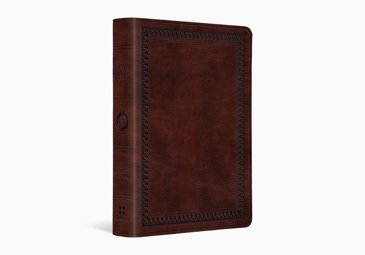 ESV Value Large Print Compact Bible