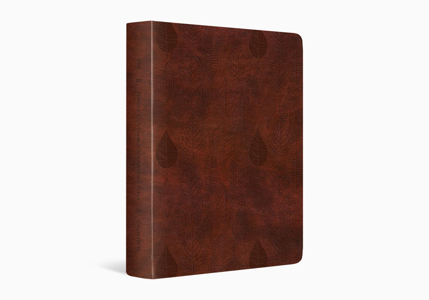 ESV Single Column Journaling Bible