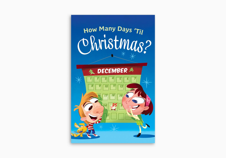 How Many Days 'Til Christmas?