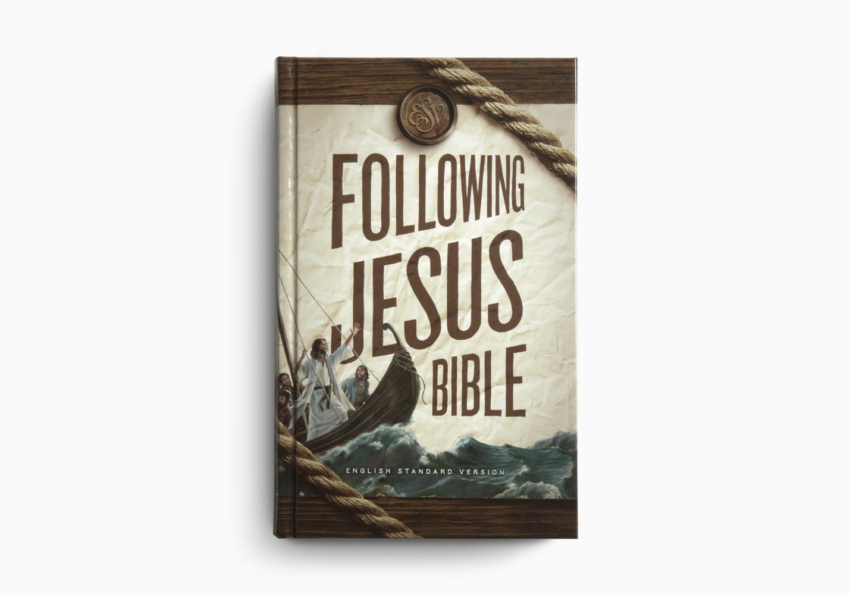 ESV Following Jesus Bible®