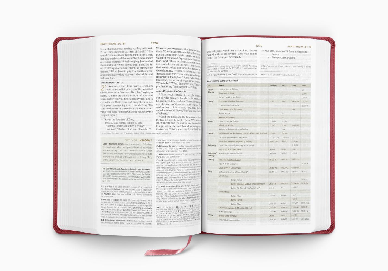 ESV Student Study Bible&reg
