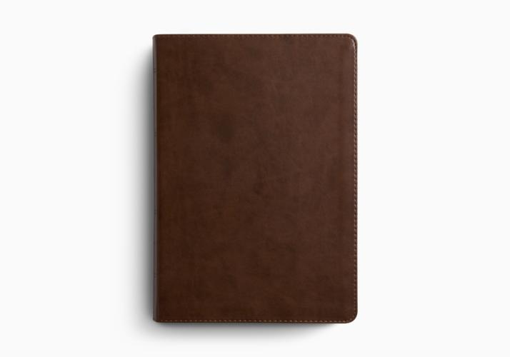 ESV Wide Margin Reference Bible