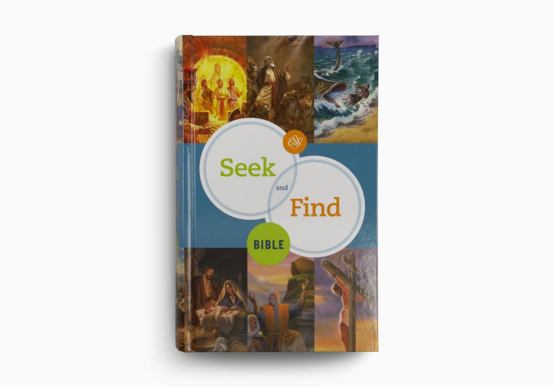 ESV Seek and Find Bible