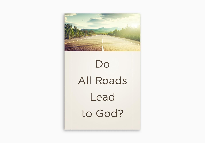 Do All Roads Lead to God? (ATS)